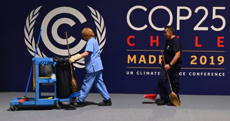 COP25? How world leaders failed future generations